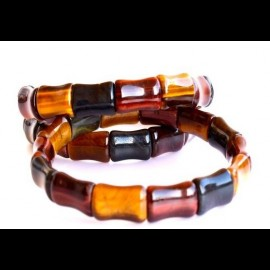 Bracelet 3 yeux osselet