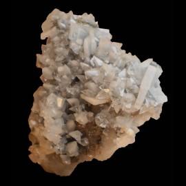 Baryte et calcite