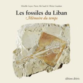 Livre les fossiles du liban