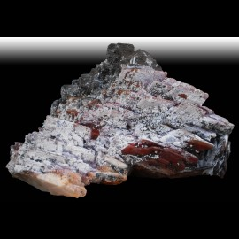 Baryte de la mine clara