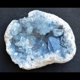 Geode de celestine