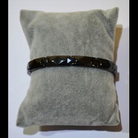 Bracelet ceramique noir ceram46