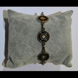 bracelet ceramique noir ceram55